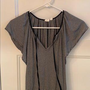 Soft stripped shirt